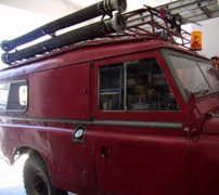 vehículo emergencias