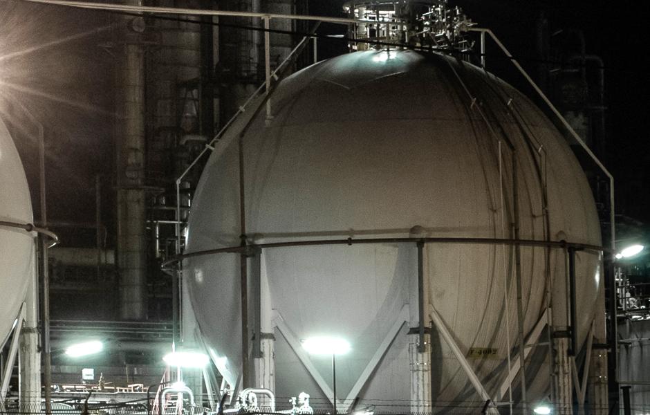 Clasificación del riesgo de locales con depósitos combustibles