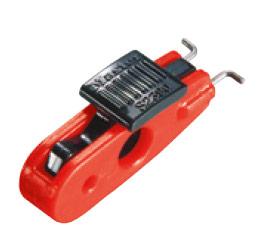 Bloqueador magnetotérmicos pestaña estándar