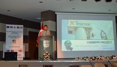 Presentación de Iñigo Marañón en Turquía
