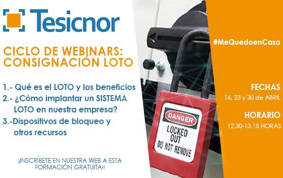 Ciclo formativo #WebinarLOTO